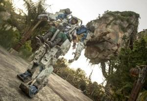 Pandora Utility Suit - Pandora - The World of Avatar