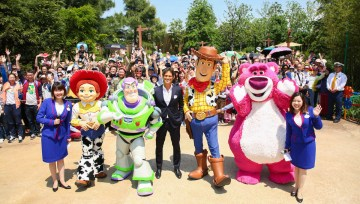 Disney Pixar Toy Story Land at Shanghai Disneyland-2