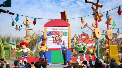 Disney Pixar Toy Story Land at Shanghai Disneyland-3