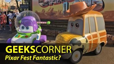 Pixar Fest Fantastic? - GEEKS CORNER - Episode 829