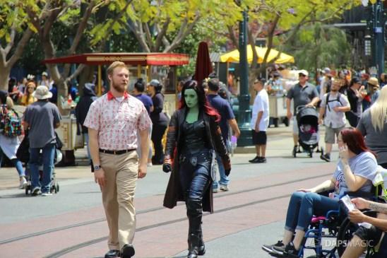 Gamora - Disney California Adventure