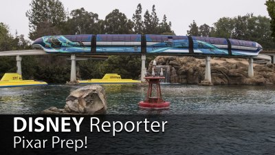Pixar Prep! - DISNEY Reporter