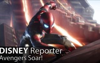 Avengers Soar! - DISNEY REPORTER