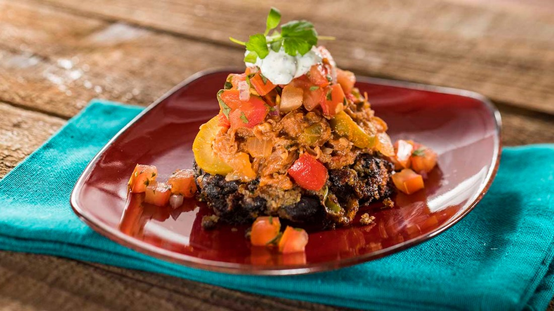 Geek Eats Disney Recipes: Carne Guisada From Epcot International Flower & Garden Festival