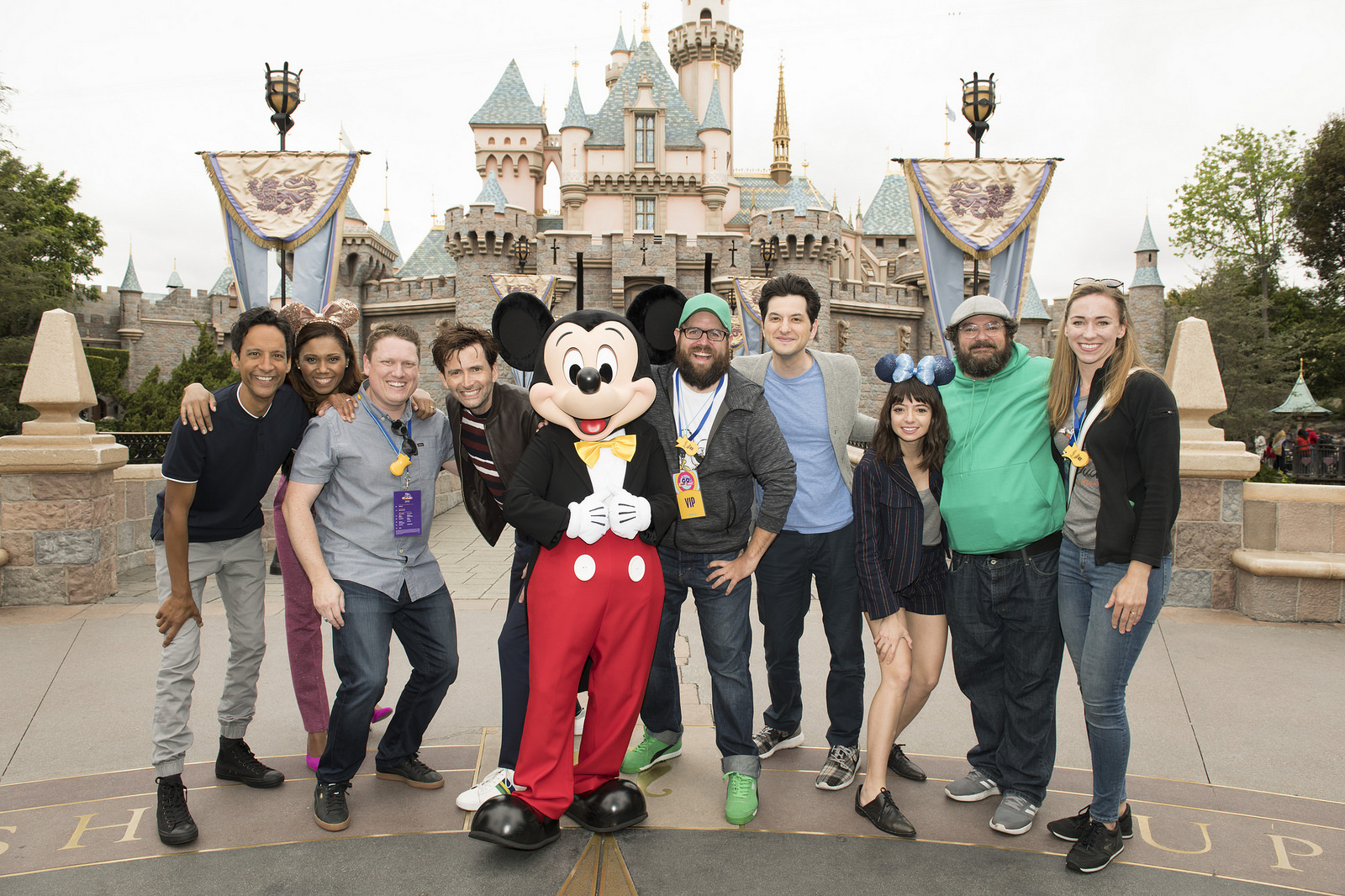 Disney Channel Go! Fan Fest Shares Summer of Fun at the Disneyland Resort