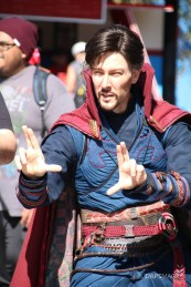 Dr. Strange Arrives at Disney California Adventure-11