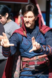 Dr. Strange Arrives at Disney California Adventure-12