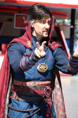 Dr. Strange Arrives at Disney California Adventure-13
