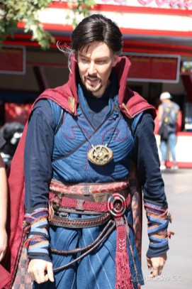 Dr. Strange Arrives at Disney California Adventure-14
