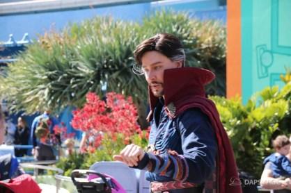 Dr. Strange Arrives at Disney California Adventure-18