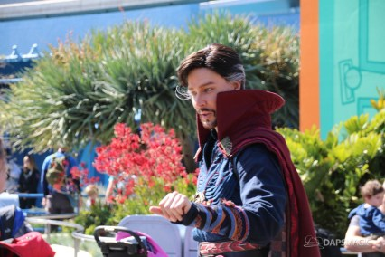 Dr. Strange Arrives at Disney California Adventure-18