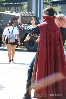 Dr. Strange Arrives at Disney California Adventure-23