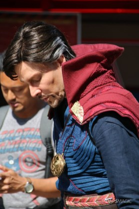 Dr. Strange Arrives at Disney California Adventure-3