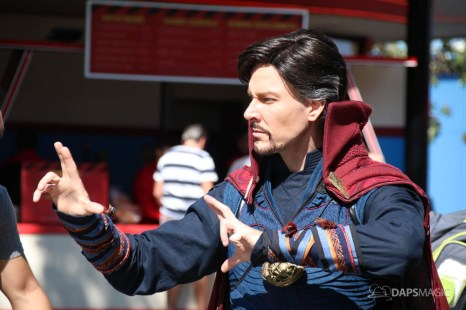 Dr. Strange Arrives at Disney California Adventure-5