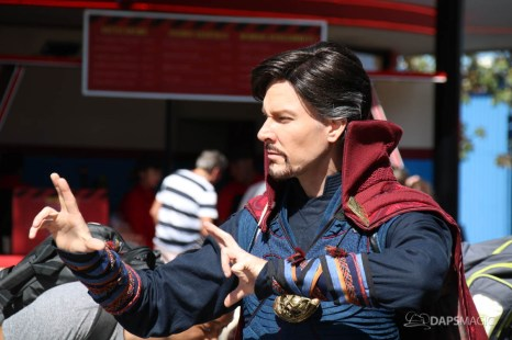 Dr. Strange Arrives at Disney California Adventure-6