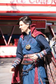 Dr. Strange Arrives at Disney California Adventure-8