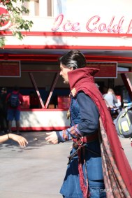 Dr. Strange Arrives at Disney California Adventure-9