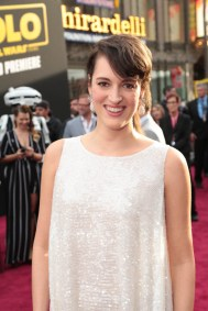 """Phoebe Waller-Bridge attends the world premiere of """"Solo: A Star Wars Story"""" in Hollywood on May 10, 2018. (Photo: Alex J. Berliner/ABImages)"""