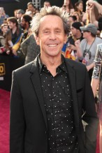 "Brian Grazer attends the world premiere of ""Solo: A Star Wars Story"" in Hollywood on May 10, 2018. (Photo: Alex J. Berliner/ABImages)"