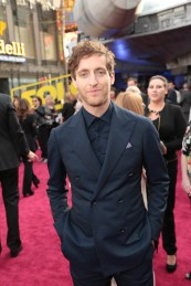 "Thomas Middleditch attends the world premiere of ""Solo: A Star Wars Story"" in Hollywood on May 10, 2018. (Photo: Alex J. Berliner/ABImages)"