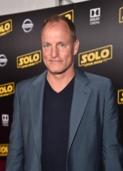 HOLLYWOOD, CA - MAY 10: Actor Woody Harrelson attends the world premiere of ìSolo: A Star Wars Storyî in Hollywood on May 10, 2018. (Photo by Alberto E. Rodriguez/Getty Images for Disney) *** Local Caption *** Woody Harrelson