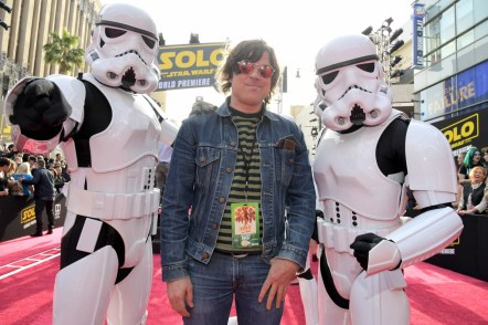 HOLLYWOOD, CA - MAY 10: Ryan Adams attends the world premiere of ìSolo: A Star Wars Storyî in Hollywood on May 10, 2018. (Photo by Charley Gallay/Getty Images for Disney) *** Local Caption *** Ryan Adams