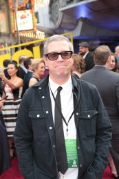 """John Powell attends the world premiere of """"Solo: A Star Wars Story"""" in Hollywood on May 10, 2018. (Photo: Alex J. Berliner/ABImages)"""