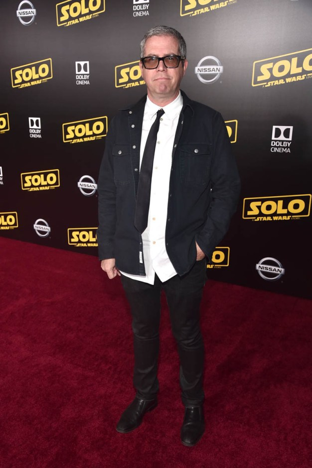 HOLLYWOOD, CA - MAY 10: John Powell attends the world premiere of ìSolo: A Star Wars Storyî in Hollywood on May 10, 2018. (Photo by Alberto E. Rodriguez/Getty Images for Disney) *** Local Caption *** john powell