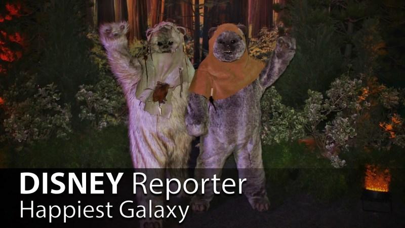 Happiest Galaxy - DISNEY Reporter