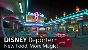 New Food, More Magic! - DISNEY Reporter