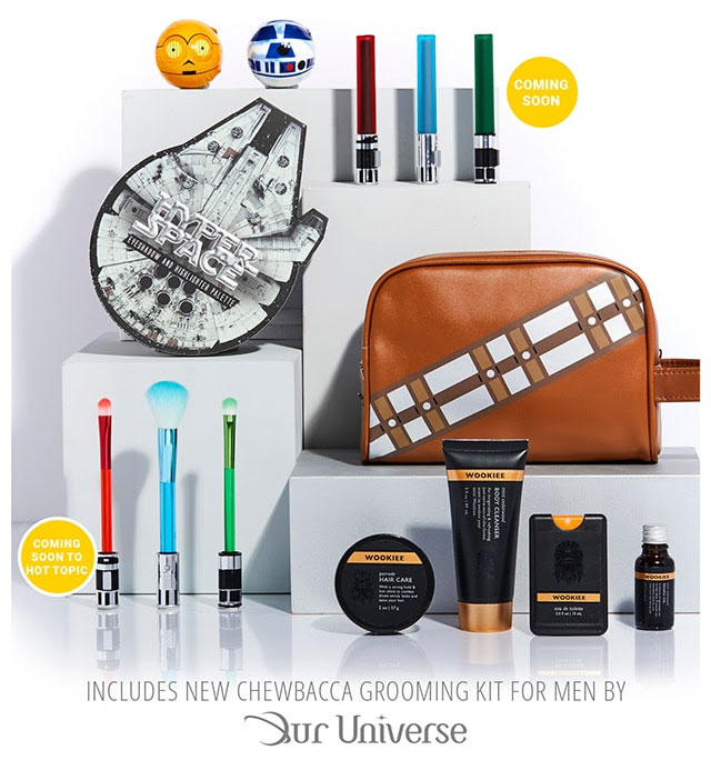Her Universe Star Wars Beauty Collection