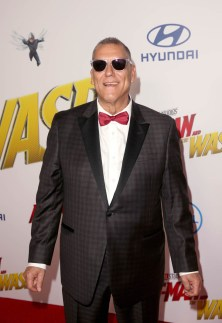 "HOLLYWOOD, CA - JUNE 25: Bob Layton attends the Los Angeles Global Premiere for Marvel Studios' ""Ant-Man And The Wasp"" at the El Capitan Theatre on June 25, 2018 in Hollywood, California. (Photo by Jesse Grant/Getty Images for Disney) *** Local Caption *** Bob Layton"