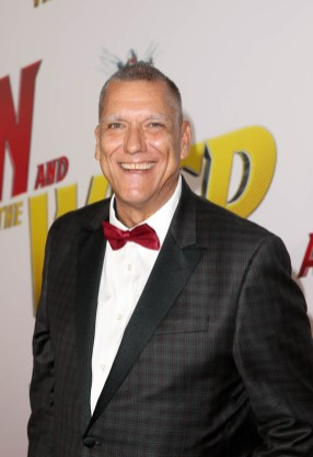 """HOLLYWOOD, CA - JUNE 25: Bob Layton attends the Los Angeles Global Premiere for Marvel Studios' """"Ant-Man And The Wasp"""" at the El Capitan Theatre on June 25, 2018 in Hollywood, California. (Photo by Jesse Grant/Getty Images for Disney) *** Local Caption *** Bob Layton"""