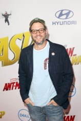 """HOLLYWOOD, CA - JUNE 25: Michael Giacchino attends the Los Angeles Global Premiere for Marvel Studios' """"Ant-Man And The Wasp"""" at the El Capitan Theatre on June 25, 2018 in Hollywood, California. (Photo by Jesse Grant/Getty Images for Disney) *** Local Caption *** Michael Giacchino"""