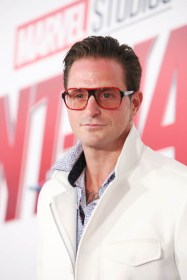"""HOLLYWOOD, CA - JUNE 25: Cameron Douglas attends the Los Angeles Global Premiere for Marvel Studios' """"Ant-Man And The Wasp"""" at the El Capitan Theatre on June 25, 2018 in Hollywood, California. (Photo by Jesse Grant/Getty Images for Disney) *** Local Caption *** Cameron Douglas"""