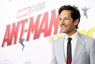 "HOLLYWOOD, CA - JUNE 25: Actor Paul Rudd attends the Los Angeles Global Premiere for Marvel Studios' ""Ant-Man And The Wasp"" at the El Capitan Theatre on June 25, 2018 in Hollywood, California. (Photo by Jesse Grant/Getty Images for Disney) *** Local Caption *** Paul Rudd"