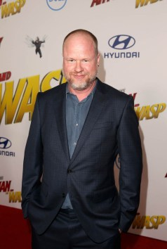 "HOLLYWOOD, CA - JUNE 25: Joss Whedon attends the Los Angeles Global Premiere for Marvel Studios' ""Ant-Man And The Wasp"" at the El Capitan Theatre on June 25, 2018 in Hollywood, California. (Photo by Jesse Grant/Getty Images for Disney) *** Local Caption *** Joss Whedon"
