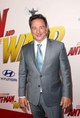 """HOLLYWOOD, CA - JUNE 25: Executive producer Louis D'Esposito attends the Los Angeles Global Premiere for Marvel Studios' """"Ant-Man And The Wasp"""" at the El Capitan Theatre on June 25, 2018 in Hollywood, California. (Photo by Jesse Grant/Getty Images for Disney) *** Local Caption *** Louis D'Esposito"""