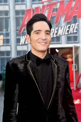 "HOLLYWOOD, CA - JUNE 25: Actor David Dastmalchian attends the Los Angeles Global Premiere for Marvel Studios' ""Ant-Man And The Wasp"" at the El Capitan Theatre on June 25, 2018 in Hollywood, California. (Photo by Alberto E. Rodriguez/Getty Images for Disney) *** Local Caption *** David Dastmalchian"