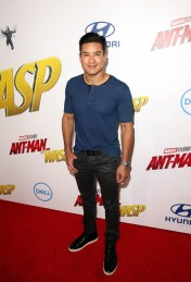 "HOLLYWOOD, CA - JUNE 25: Mario Lopez attends the Los Angeles Global Premiere for Marvel Studios' ""Ant-Man And The Wasp"" at the El Capitan Theatre on June 25, 2018 in Hollywood, California. (Photo by Jesse Grant/Getty Images for Disney) *** Local Caption *** Mario Lopez"