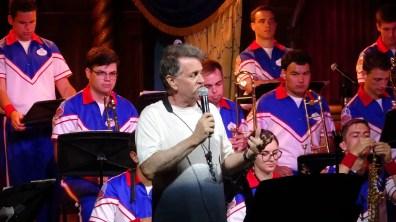 Gordon Goodwin and 2018 Disneyland Resort All American College Band-3