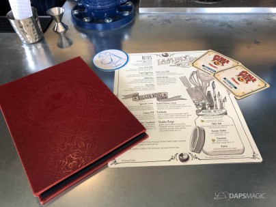 Lamplight Lounge - Pixar Pier at Disney California Adventure - Disneyland Resort