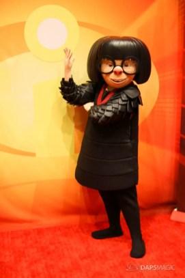 Pixar Pier Media Event - Edna Mode-1