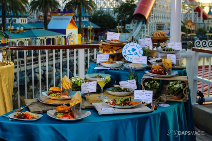 Pixar Pier Media Event - Food-1