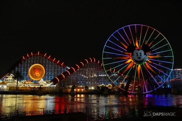 Pixar Pier Media Event - Night-15