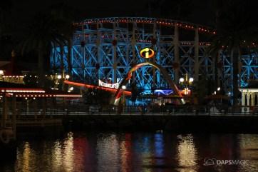 Pixar Pier Media Event - Night-20