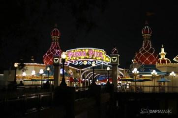 Pixar Pier Media Event - Night-46