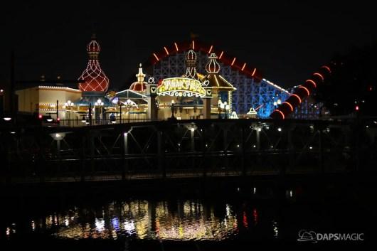 Pixar Pier Media Event - Night-58