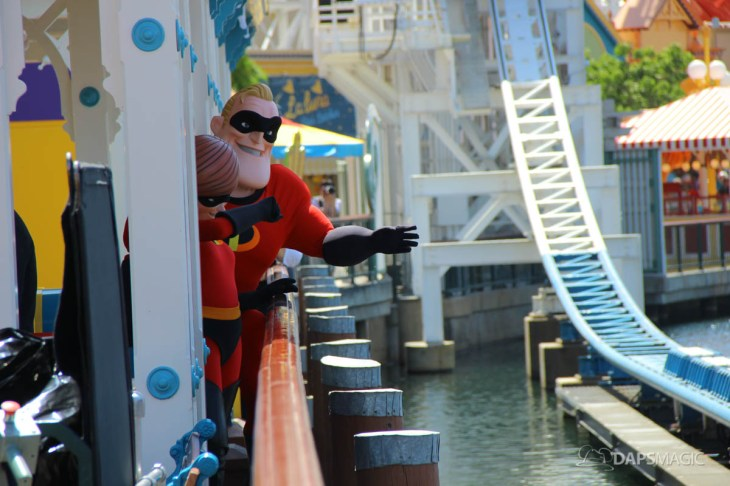 Pixar Pier Media Event - Outside-33