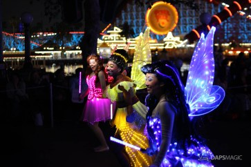 Pixar Pier Media Event - Paint the Night with Incredibles Float-4